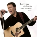 "Lorenzo Antonio ""Canta Rancheras Y Mas"" CD cover"