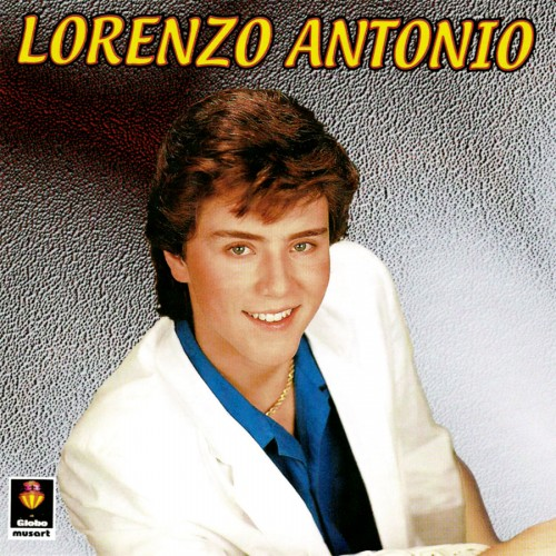 "Lorenzo Antonio ""Exitos - Doce Rosas"" CD cover"