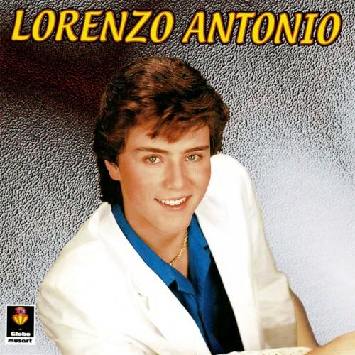 "Lorenzo Antonio ""Exitos - Doce Rosas"" CD cover"