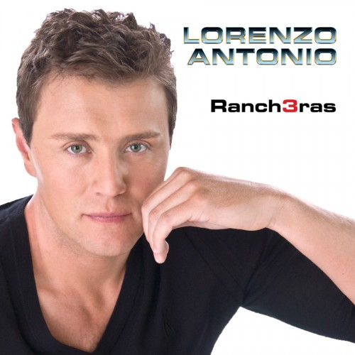 "Lorenzo Antonio ""Rancheras 3"" CD cover"