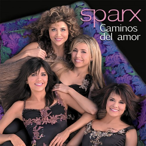"Sparx ""Caminos Del Amor"" CD cover"