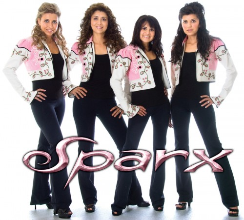 "Sparx ""Con Mariachi vol. 3"" CD in 2"