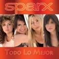 """Sparx """"Todo Lo Mejor"""" CD cover"""