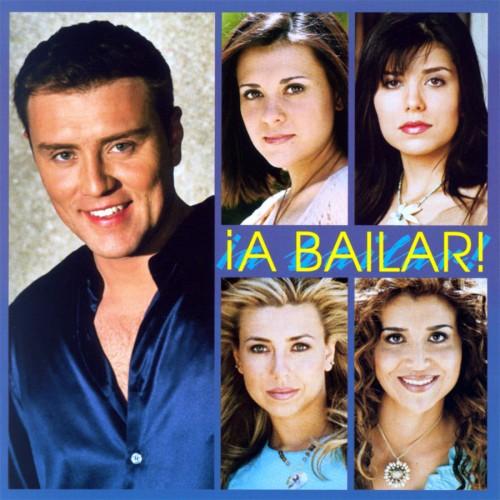 """Sparx y Lorenzo Antonio """"¡A Bailar!"""" CD cover"""