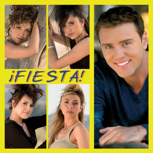 """Sparx y Lorenzo Antonio """"¡Fiesta!"""" CD cover"""