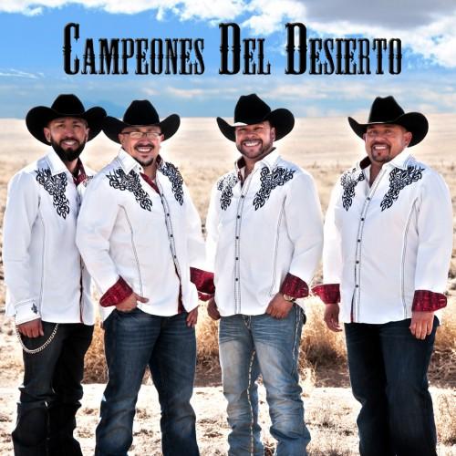 Campeones Del Desierto cd in 1