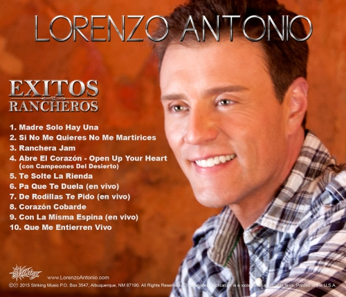 Lorenzo-Antonio-Exitos-Rancheros-CD-back