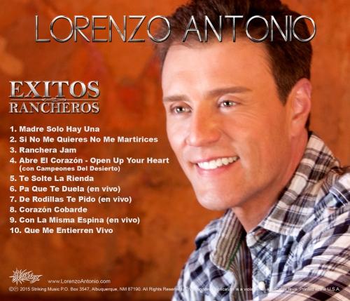 Lorenzo-Antonio-Exitos-Rancheros-CD-back