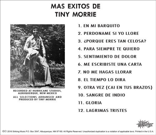 Tiny-Morrie-Mas-Exitos-De-back-cover