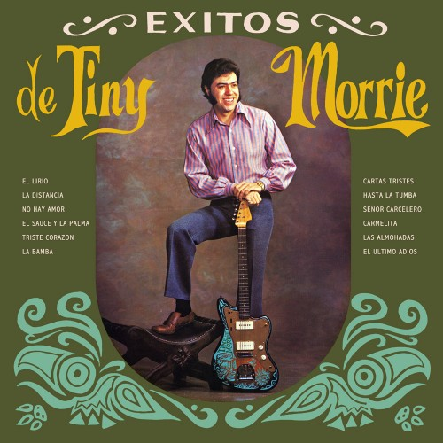 Exitos-De-Tiny-Morrie-cover